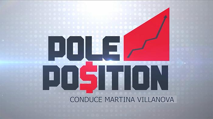 Gaudino Refrigerazione a Pole Position – Trasmissione SKY Business 24