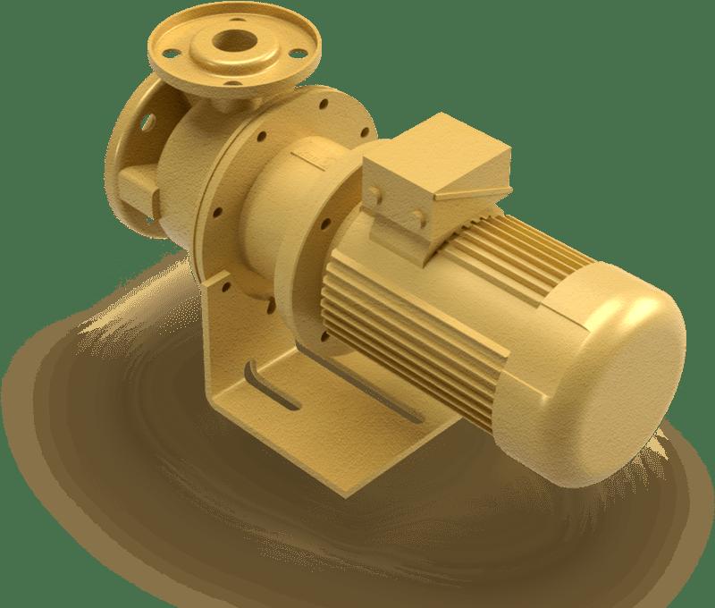 Pompa circuito idrico condensazione