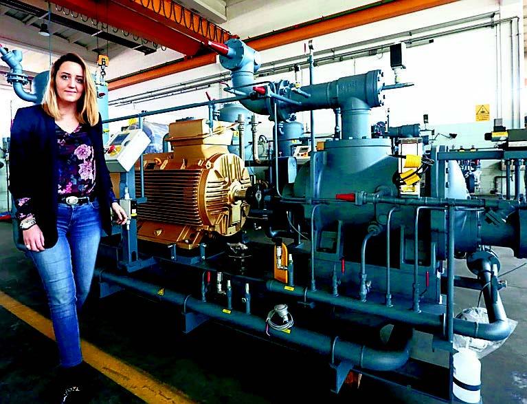 Gaudino Refrigerazione, la prima azienda del Piemonte che decide di puntare sulla refrigerazione.